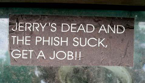 Phish.